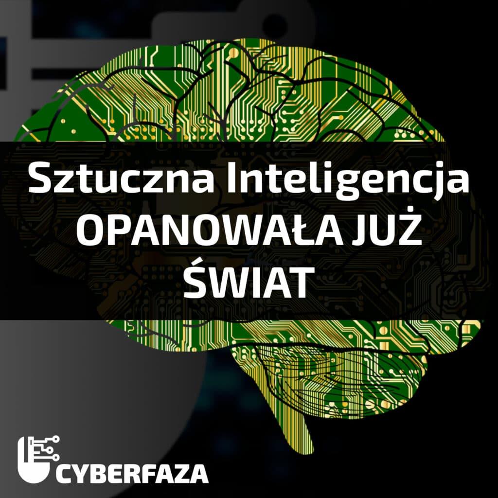 Profilowanie - Sztuczna Inteligencja opanowała już świat